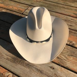 Stetson genuine shantung Panama hat